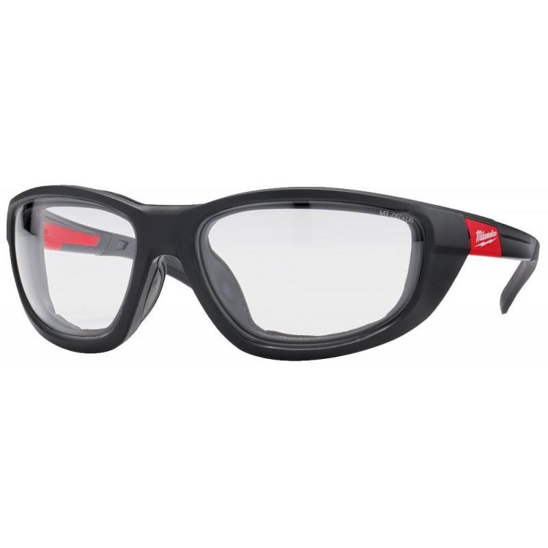 Очки защитные прозрачные MILWAUKEE 4932471883