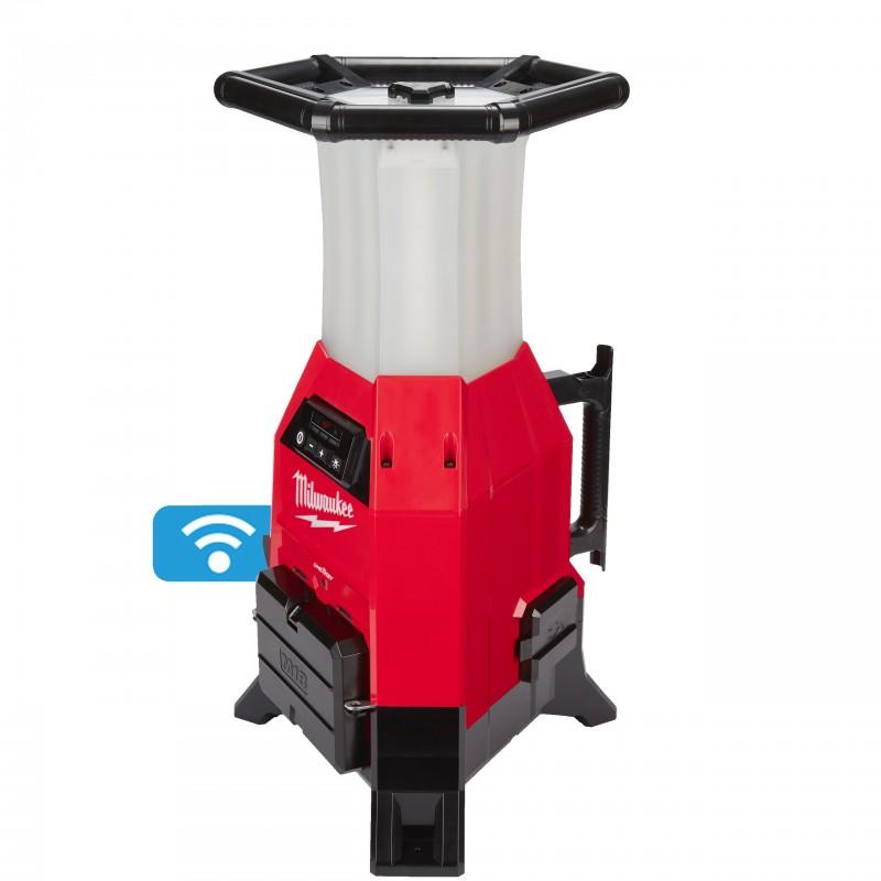 Светодиодный фонарь с зарядным устройством M18 ONESLDP-0 ONE-KEY с возможностью работы от сети