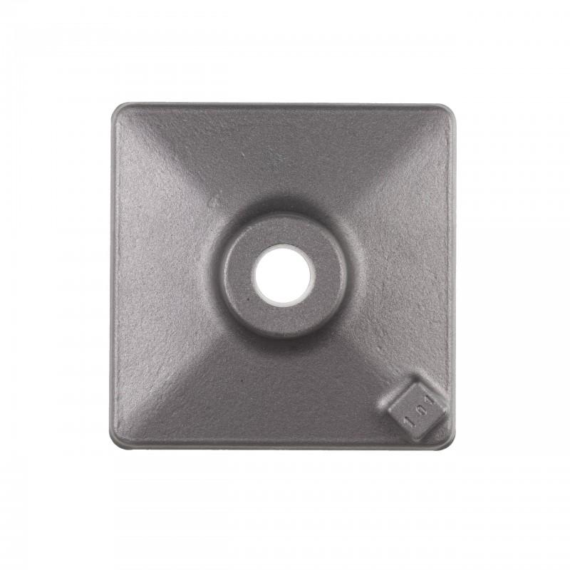 21 мм K-Hex трамбовочная пластина 120х120 мм (замена для 4932399270) (1 шт)