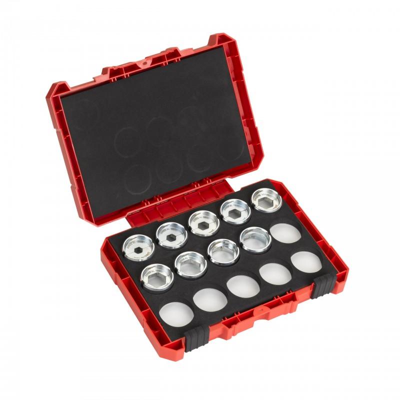 Набор матриц для аллюминиевых наконечников DIN22 (16-300мм)